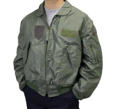 【トップガン2モデル】CWU-36Pフライトジャケット実物の紹介と着こなし紹介!