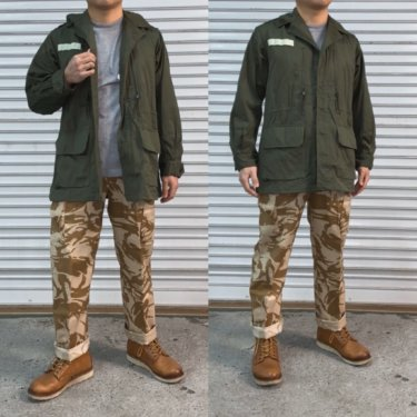 【超貴重M64ジャケット】フランス軍放出品!誰もが欲しがるヴィンテージ品