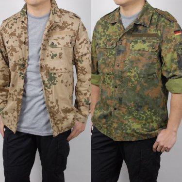 【再入荷のお知らせ】アメリカ軍ジャケット、シャツ、イギリス軍パンツやドイツ軍ジャケットなど人気商品多数、GW前に入荷しました!