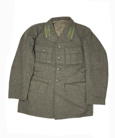 【激ヤバJKTが入荷】WWⅡ頃の7,80年前のスウェーデン軍ビンテージM39ジャケット!