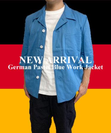 【入荷情報】新着のドイツ軍&チェコ軍ジャケット、再入荷のイギリス軍ベイカーパンツ!